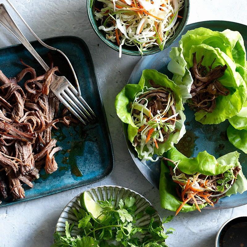 Photo de Tacos coréens à la poitrine de bœuf par WW