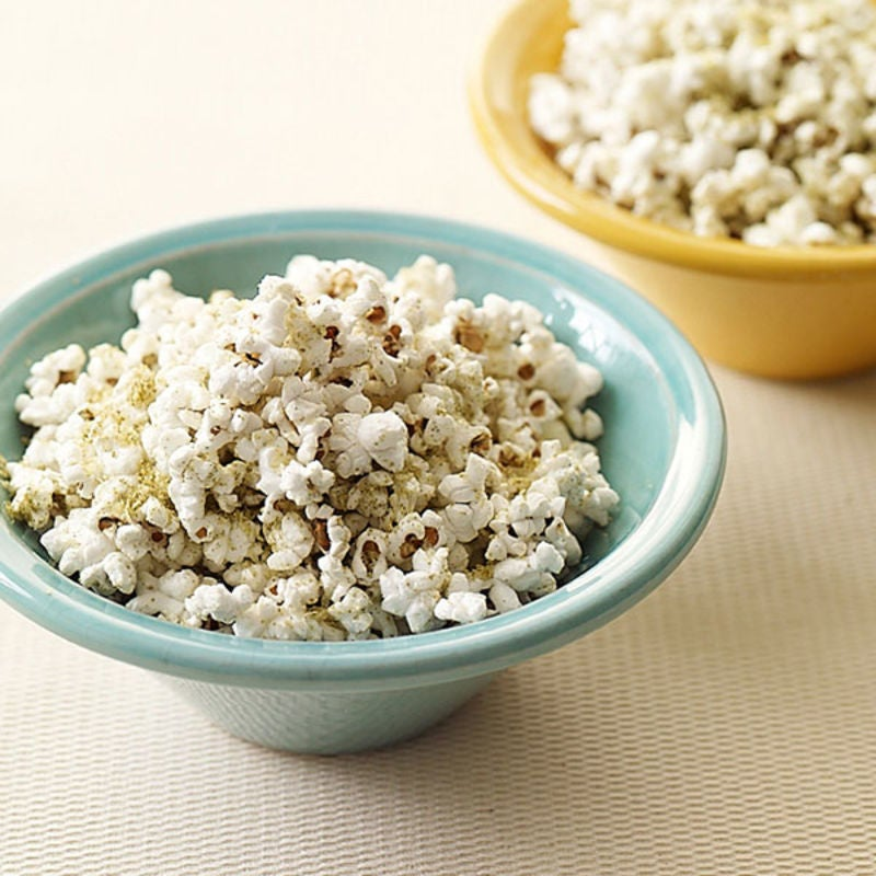 Photo of Parmesan-thyme popcorn by WW