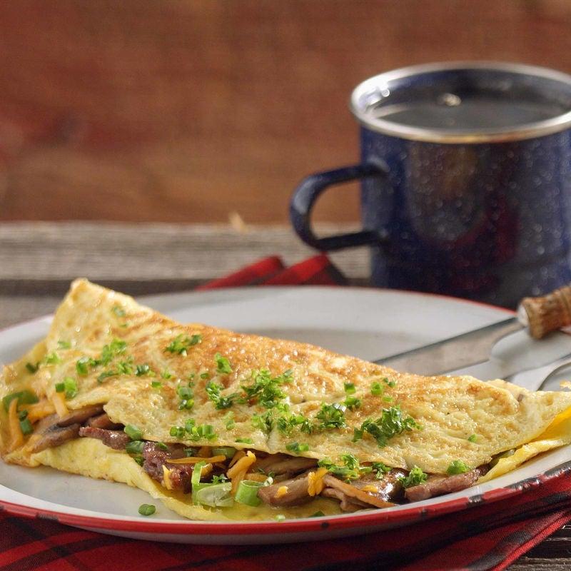 Photo de Omelette du bûcheron par WW