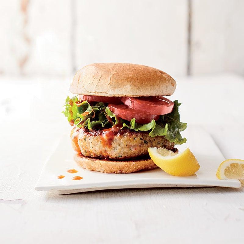 Photo of Shrimp burgers by WW