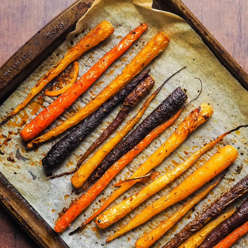 Photo de Harissa Glazed Carrots by Chef Tyler par WW