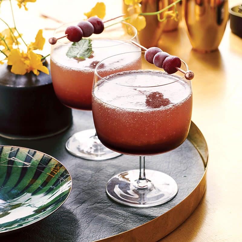 Photo de Panaché aux raisins et au prosecco par WW