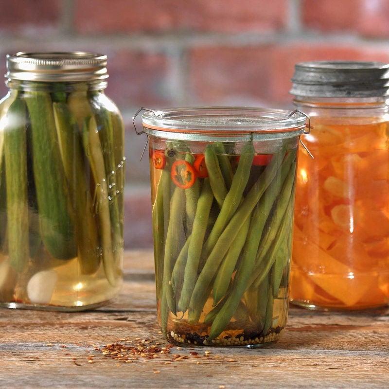 Photo de Légumes mis en conserve - Cornichons à l'aneth par WW
