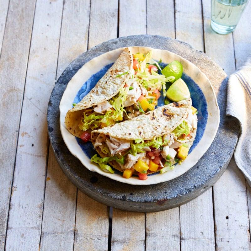 Photo de Tacos souples au mahi-mahi par WW