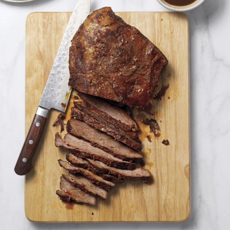 Photo of Smoky beef brisket by WW